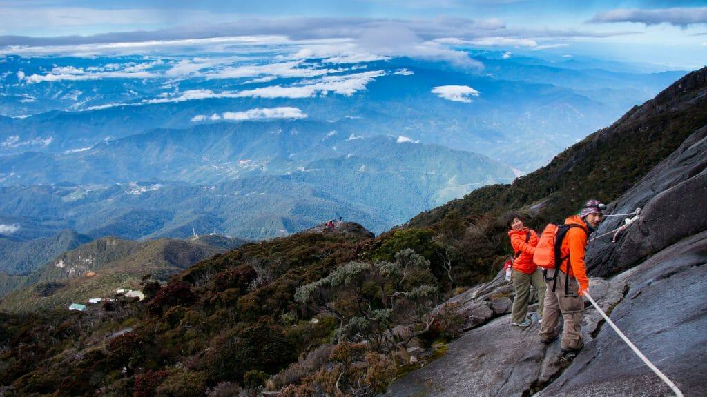Mount Kinabalu, Sabah, Borneo, Malaysia