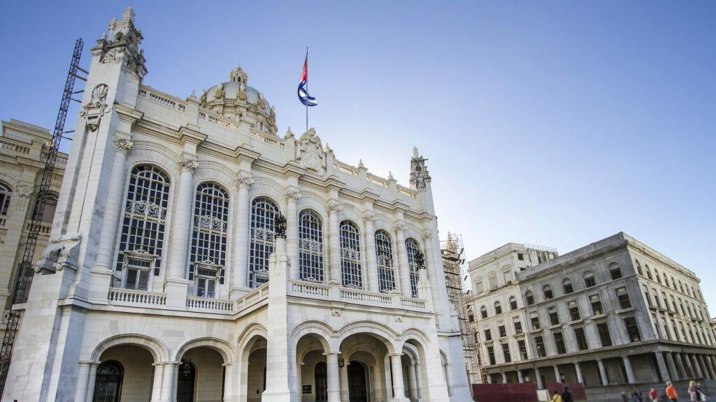 Museum of Revolution, Havana, Cuba