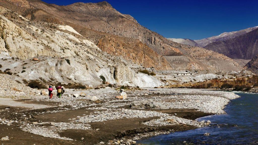 Mustang Valley, Nepal