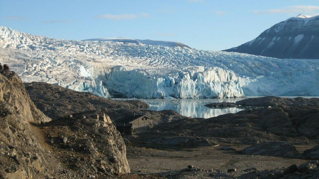 Nordenskiold Lodge, Spitsbergen