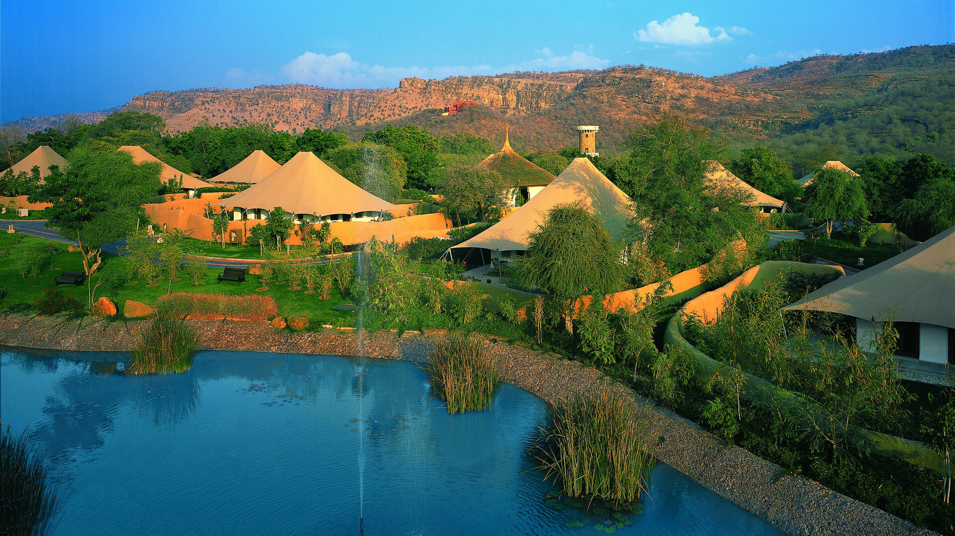 Oberoi Vanyavilas - Ranthambore National Park, India