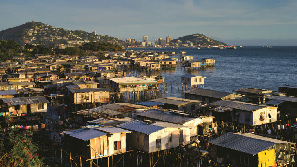 Old Town, Port Moresby, Papua New Guinea