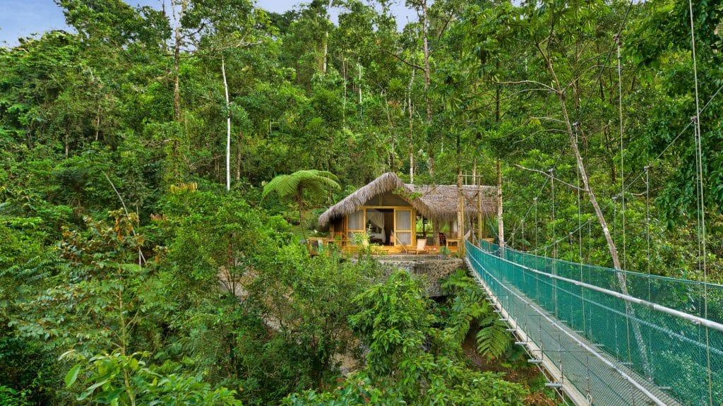 Pacuare Lodge, Canopy Suite, Rio Pacuare, Costa Rica