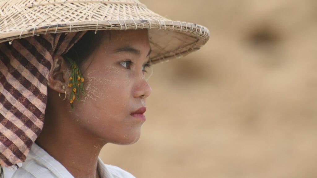 Portrait of a Lady, Myanmar