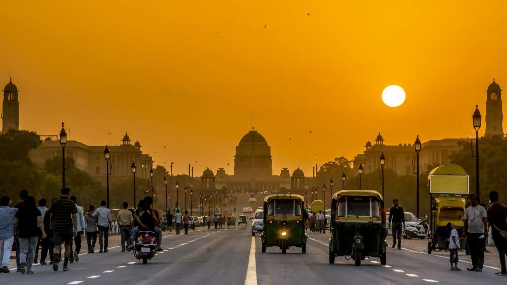 Rashtrapati Bhavan, New Delhi, India