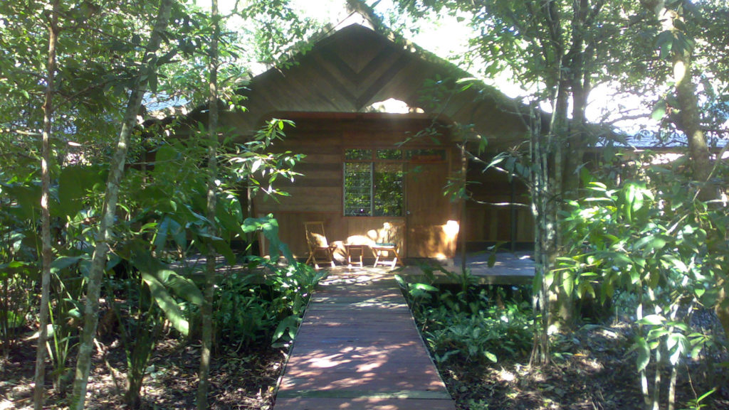 Rimba Lodge , Exterior View of Room, Tanjung Puting National Park, Indonesia