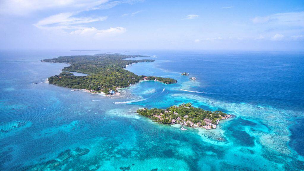 Rosario Islands, Colombia
