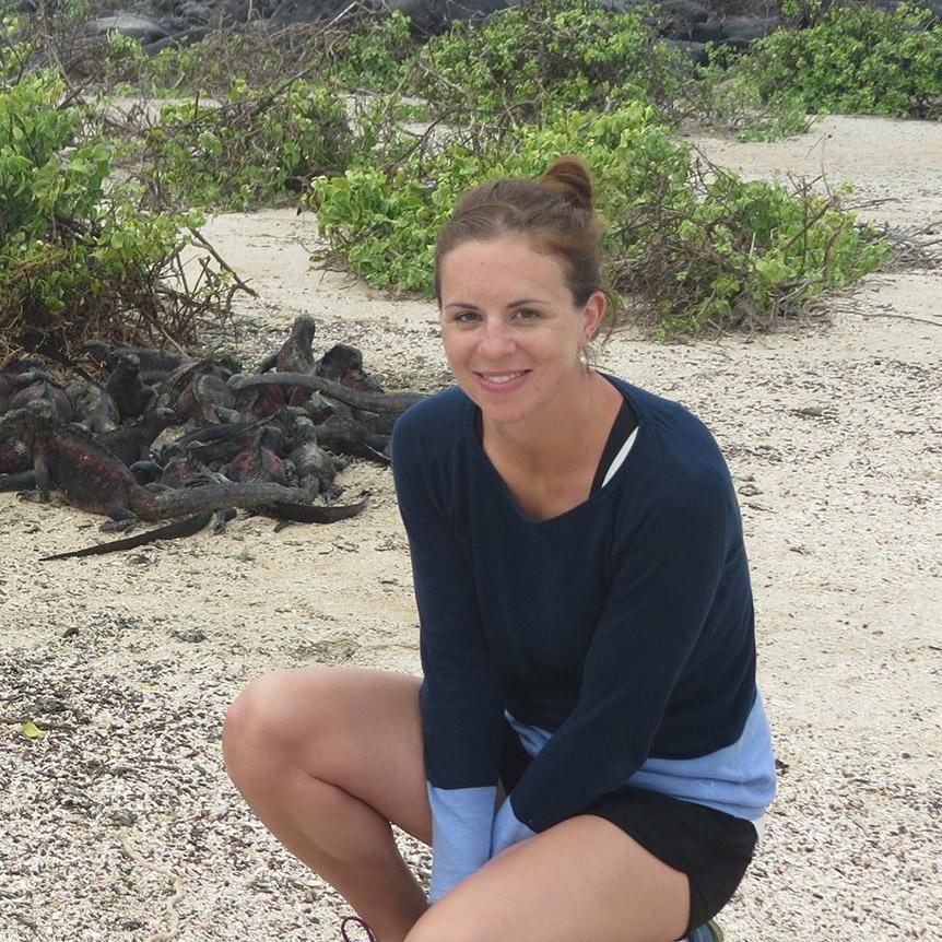 Roxy Dukes, Galapagos