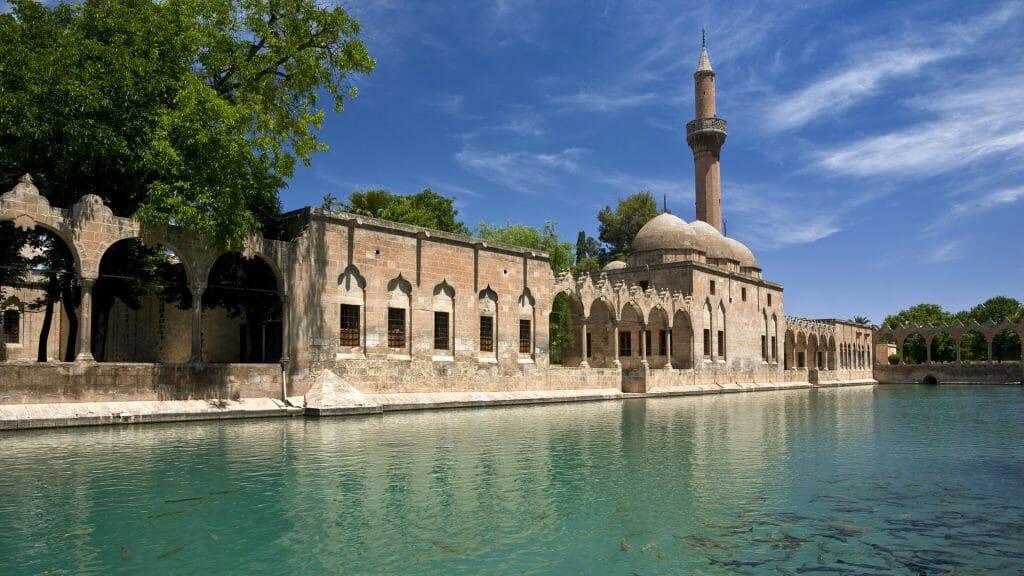 Sacred Fish Pool, Sanliurfa, Turkey