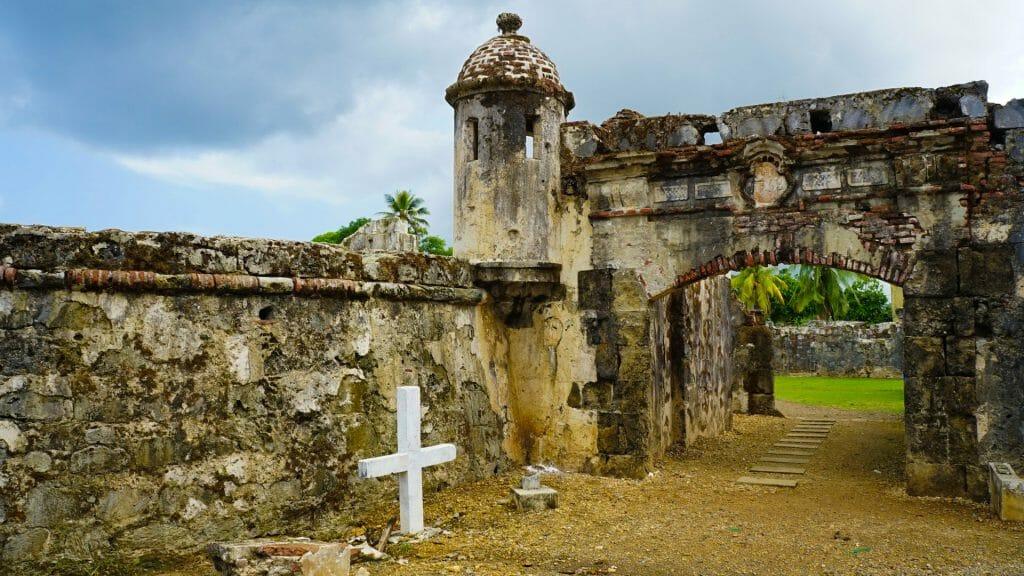 San Lorenzo Fort, Portobelo, Panama
