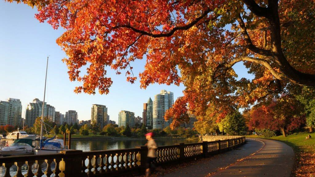 Stanley Park, Vancouver, British Columbia, Canada