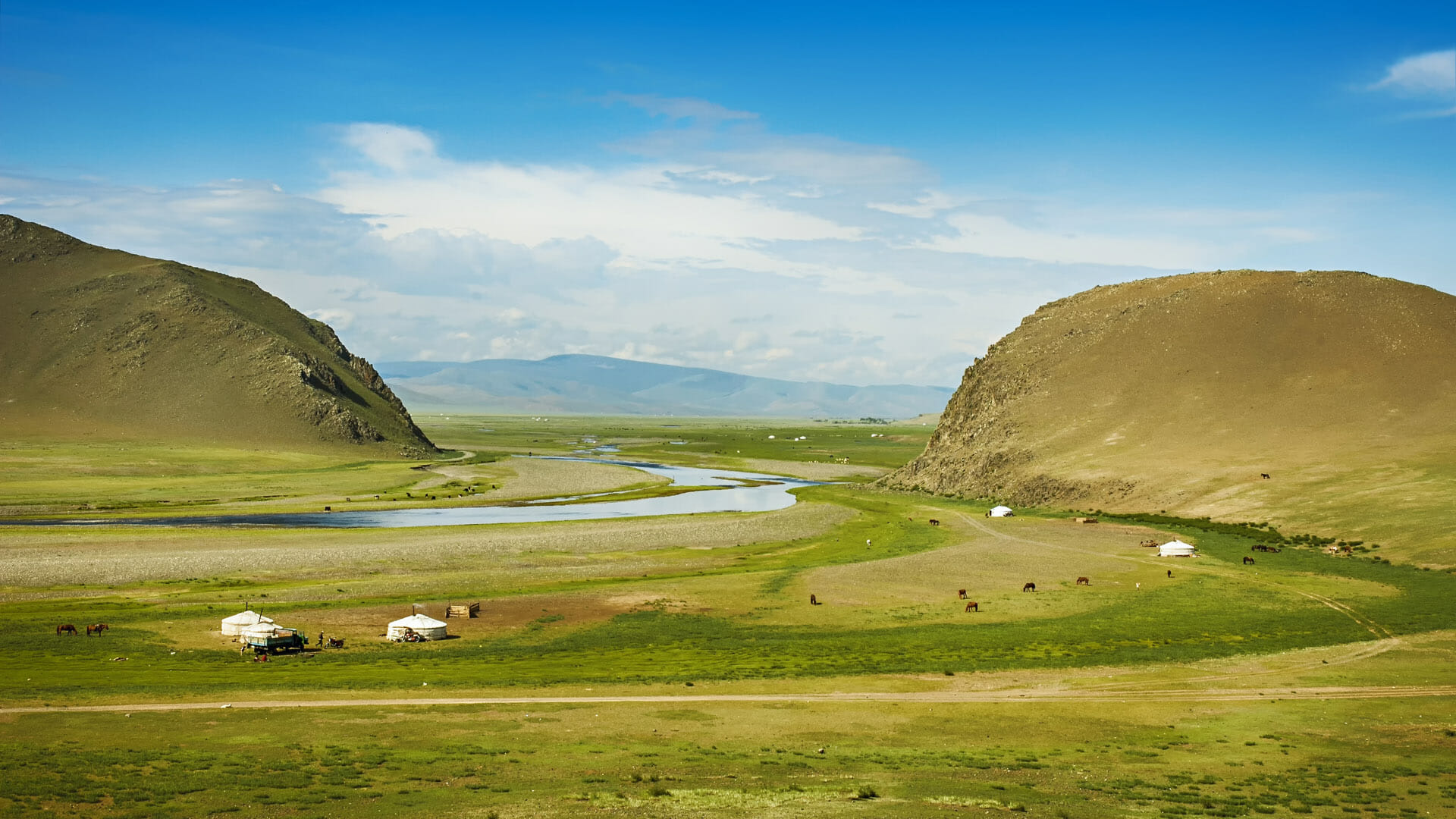 highlights of mongolia -suggested itinerary