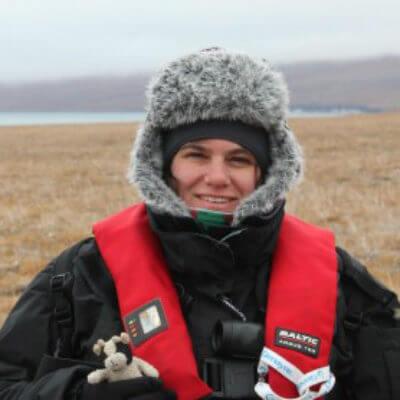 Sue Grimwood, Russian Arctic