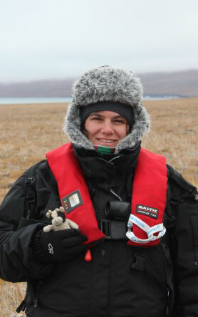 Sue Grimwood, Russian Arctic