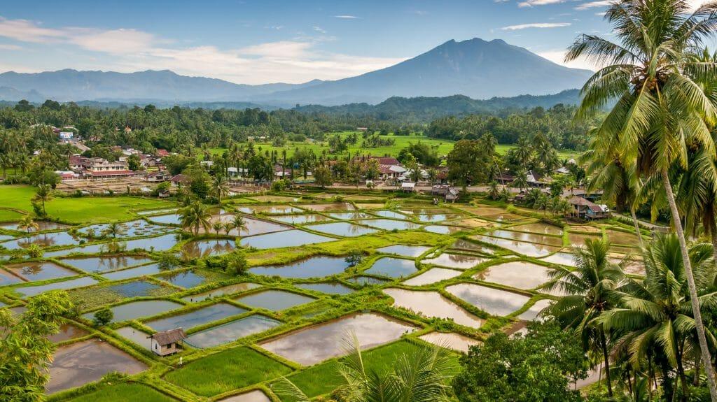 Sumatra countryside, Sumatra, Indonesia