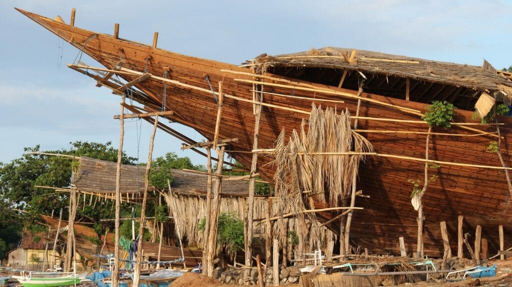 Sumbawa, Boat Builders, Indonesia, Sea Trek Cruises