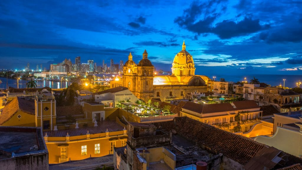 Cartagena Bolivar, Colombia
