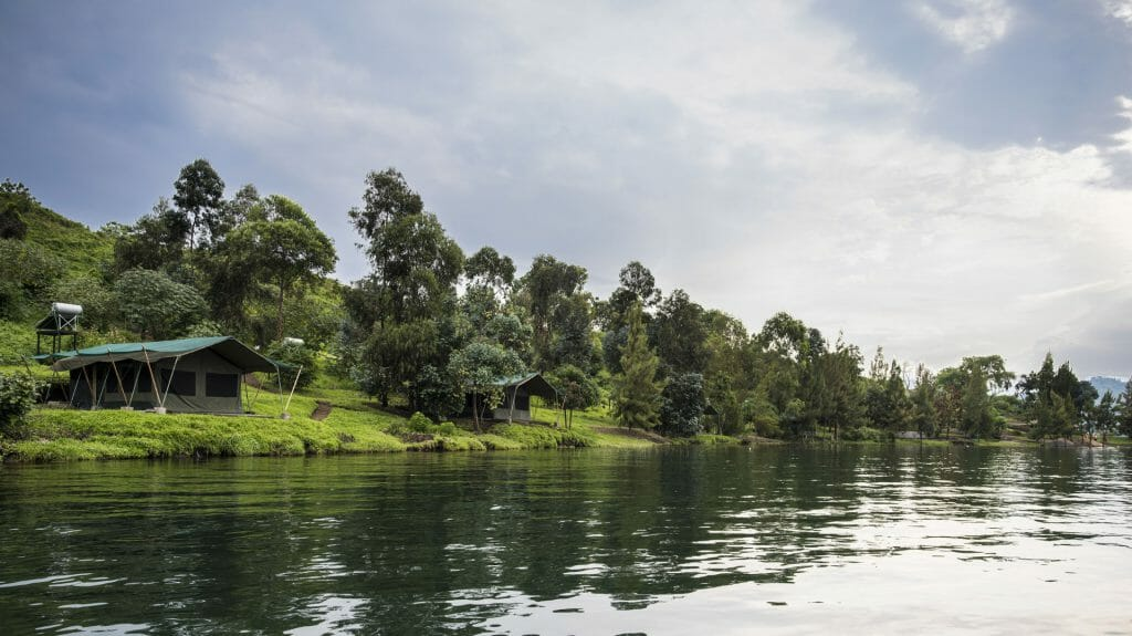 Tchegera Island Lodge, Tchegera Island