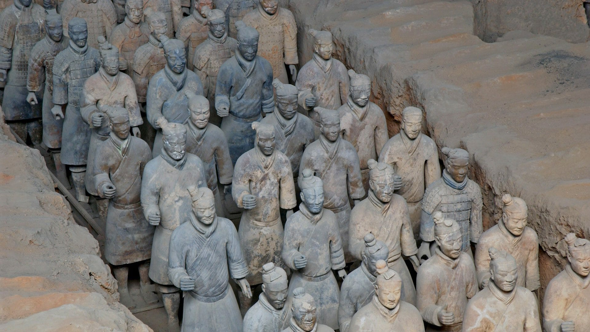 Slikovni rezultat za xian terracotta