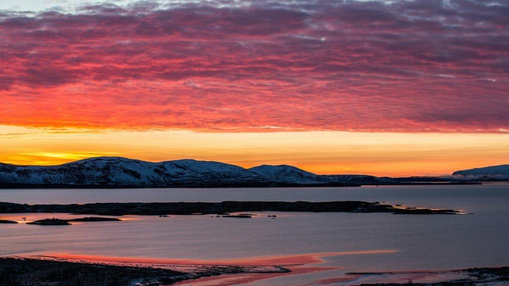 Thingvellier National Park, Iceland