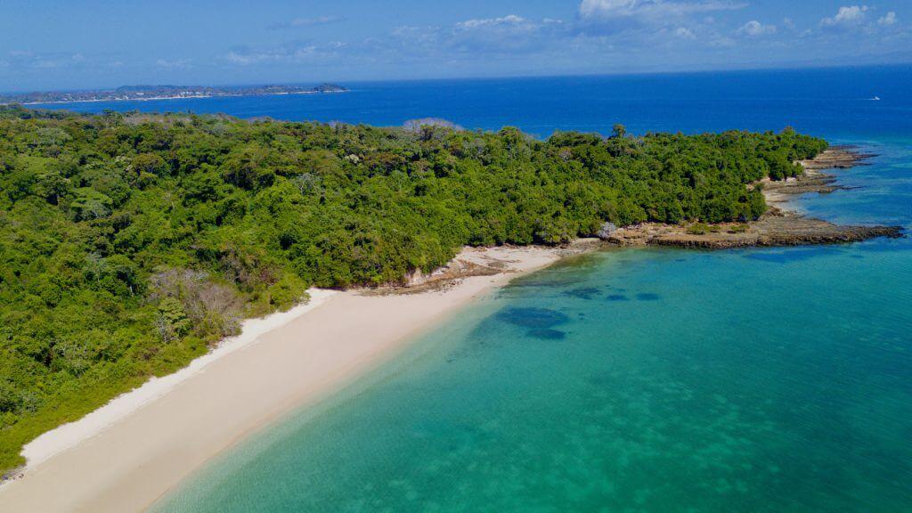 White Sand Beach, Pearl Islands, Panama