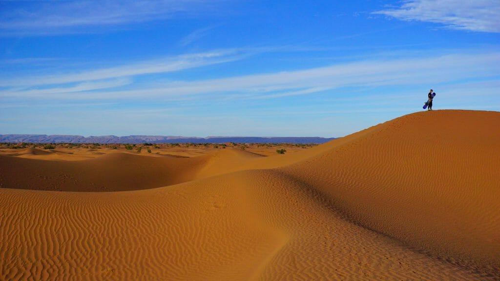 Zagora, Sahara Desert, Morocco