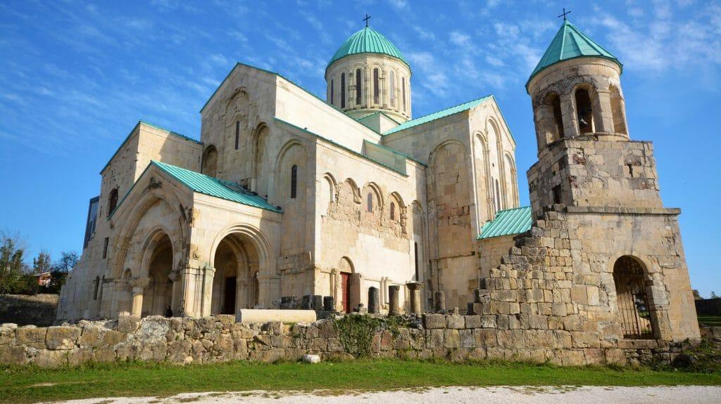Bagrati Cathedral, Kutaisi, Georgia
