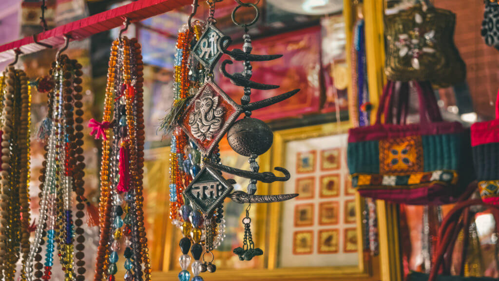 Bhuj Traditional Accessories Market, Gujarat, India