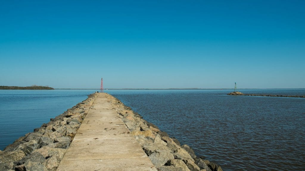 Carmelo Harbour, Uruguay
