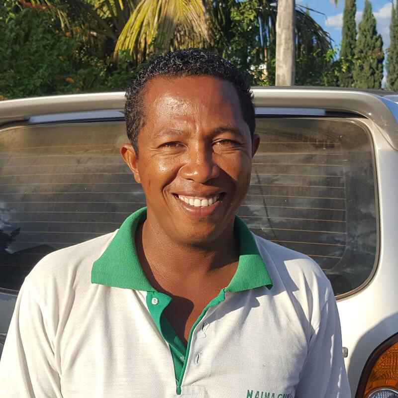 Charles Randrianantenaina
