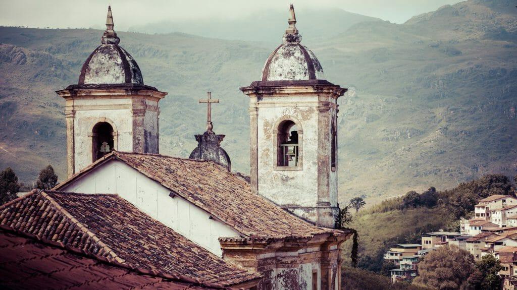 Church of Saint Francis of Assisi, Ouro Preto, Minas Gerais, Brazil