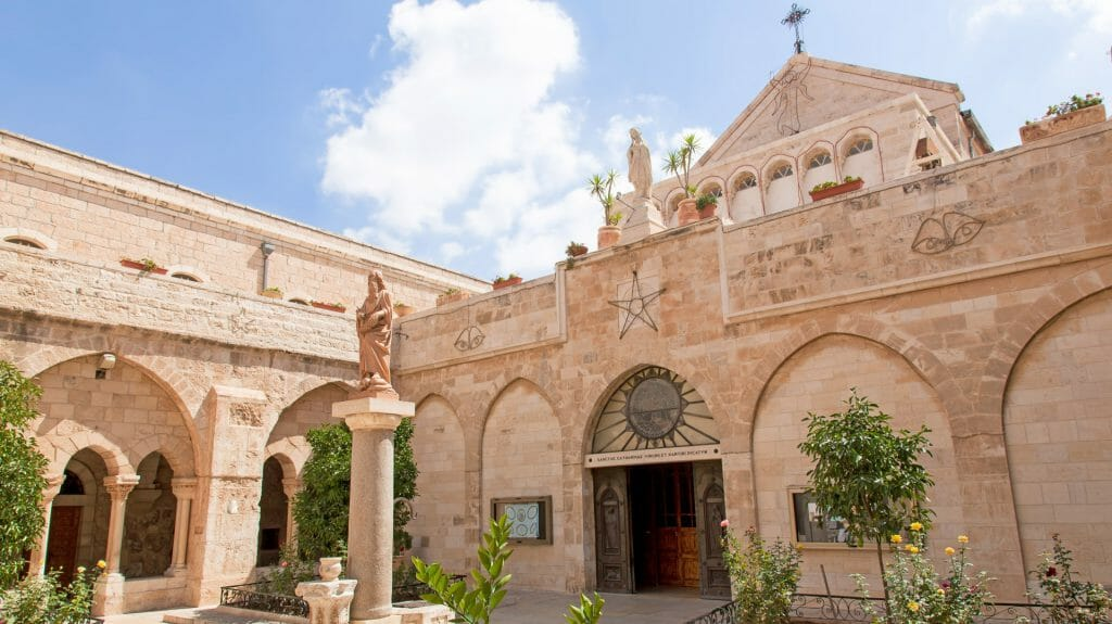 Church of the Nativity of Jesus Christ, Bethlehem, Israel