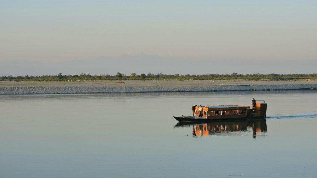 Dibru-Saikhowa National Park is a national park in Assam, Inda