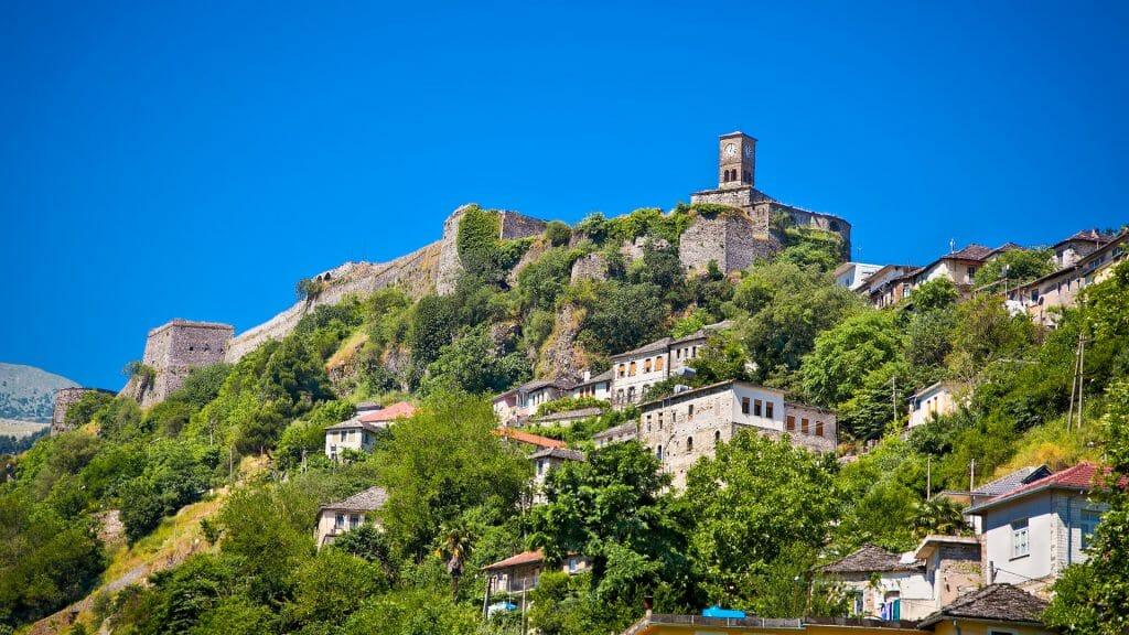 Gjirokaster Village, Albania