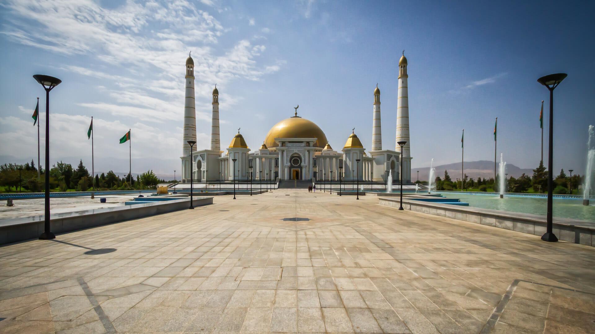 Turkmenistan Holidays - Tours to Turkmenistan - Steppes Travel