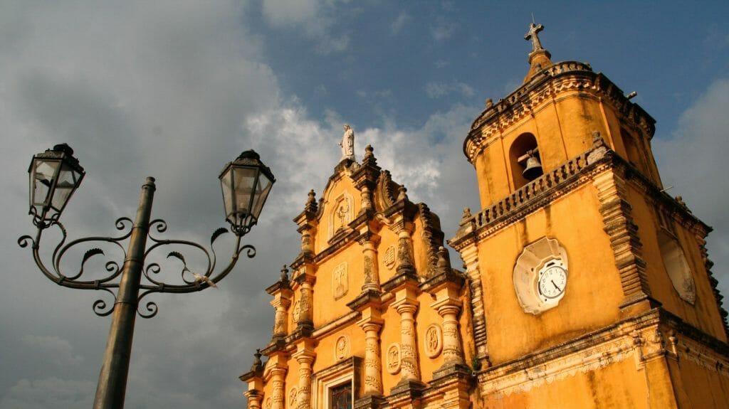 Inglesia La Recoleccion, Leon, Nicaragua