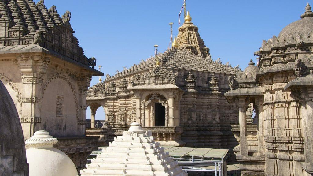 Jain Temples, Palitana, Bhavnagar, Gujurat, India