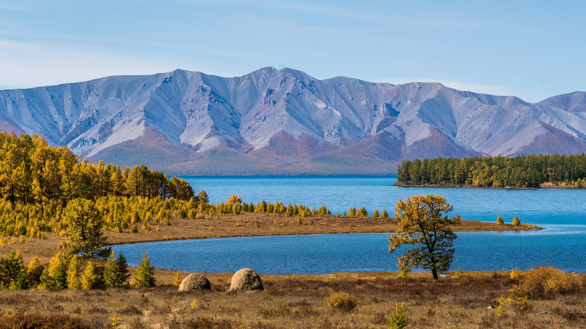 Hovsgol - Mongolia holidays - Steppes Travel