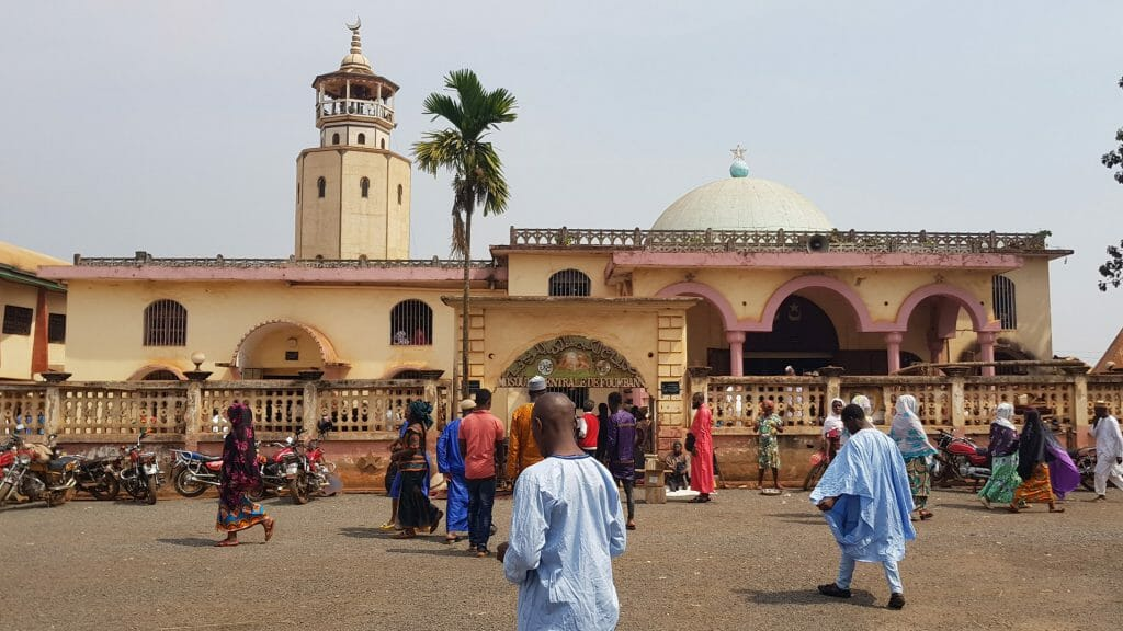 Mosque, Foumban, Cameroon