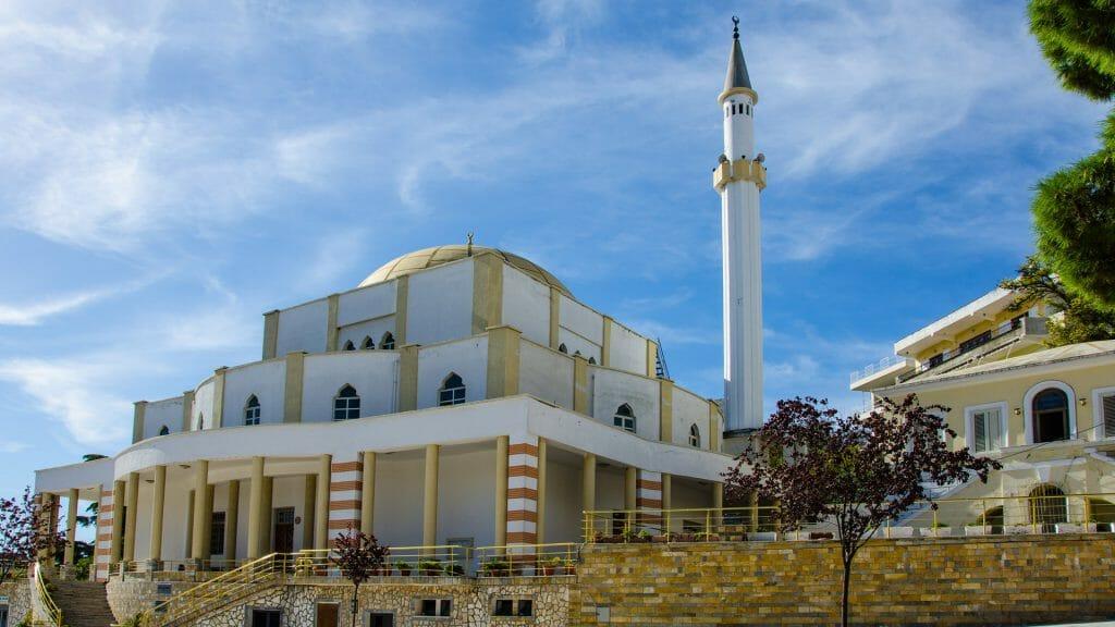 Mosque of Faith, Durres, Albania