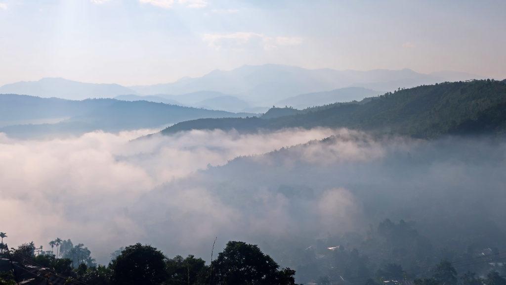Naga Hills, Mon, India