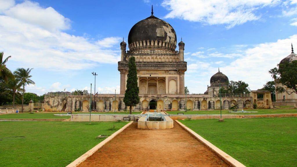 Qutbshahi Tomb, Hyderabad, India