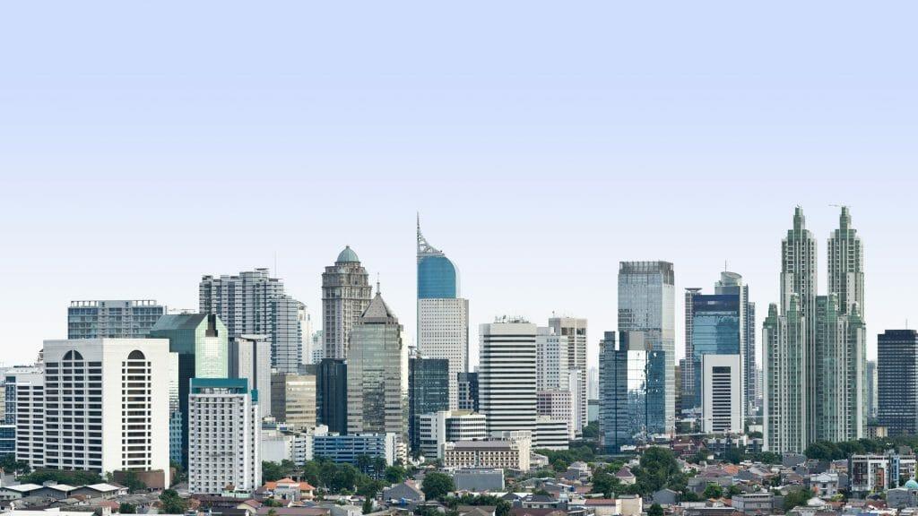Skyline, Jakarta, Indonesia