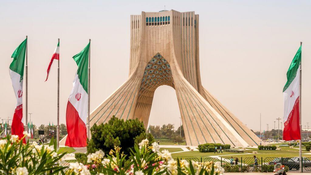Azadi Monument Tehran, Iran