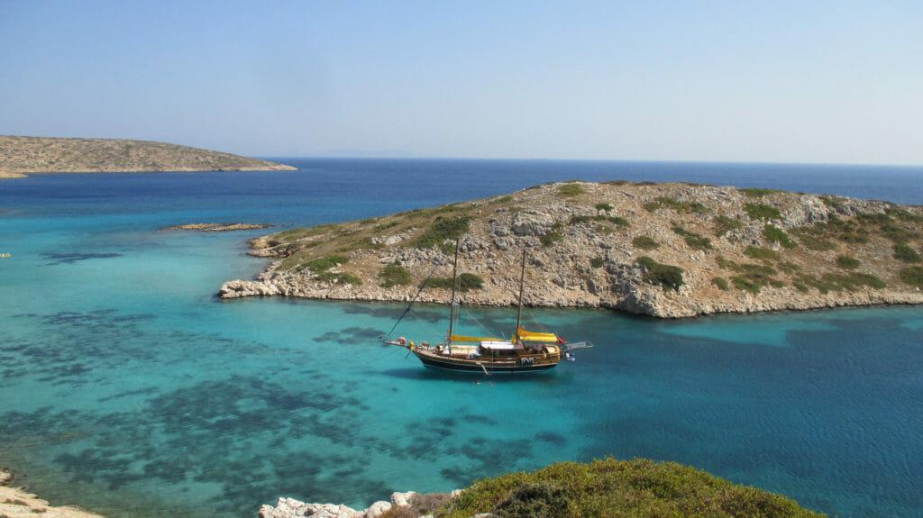 Gulet Nikola, Bodrum Marina, Turkey