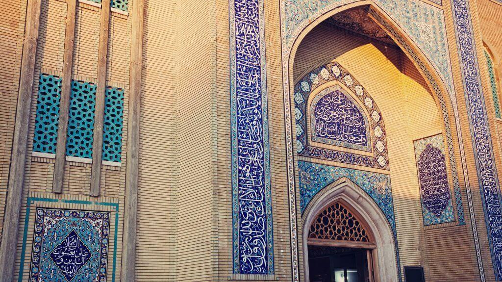 Mosque in Baalbek, Lebanon