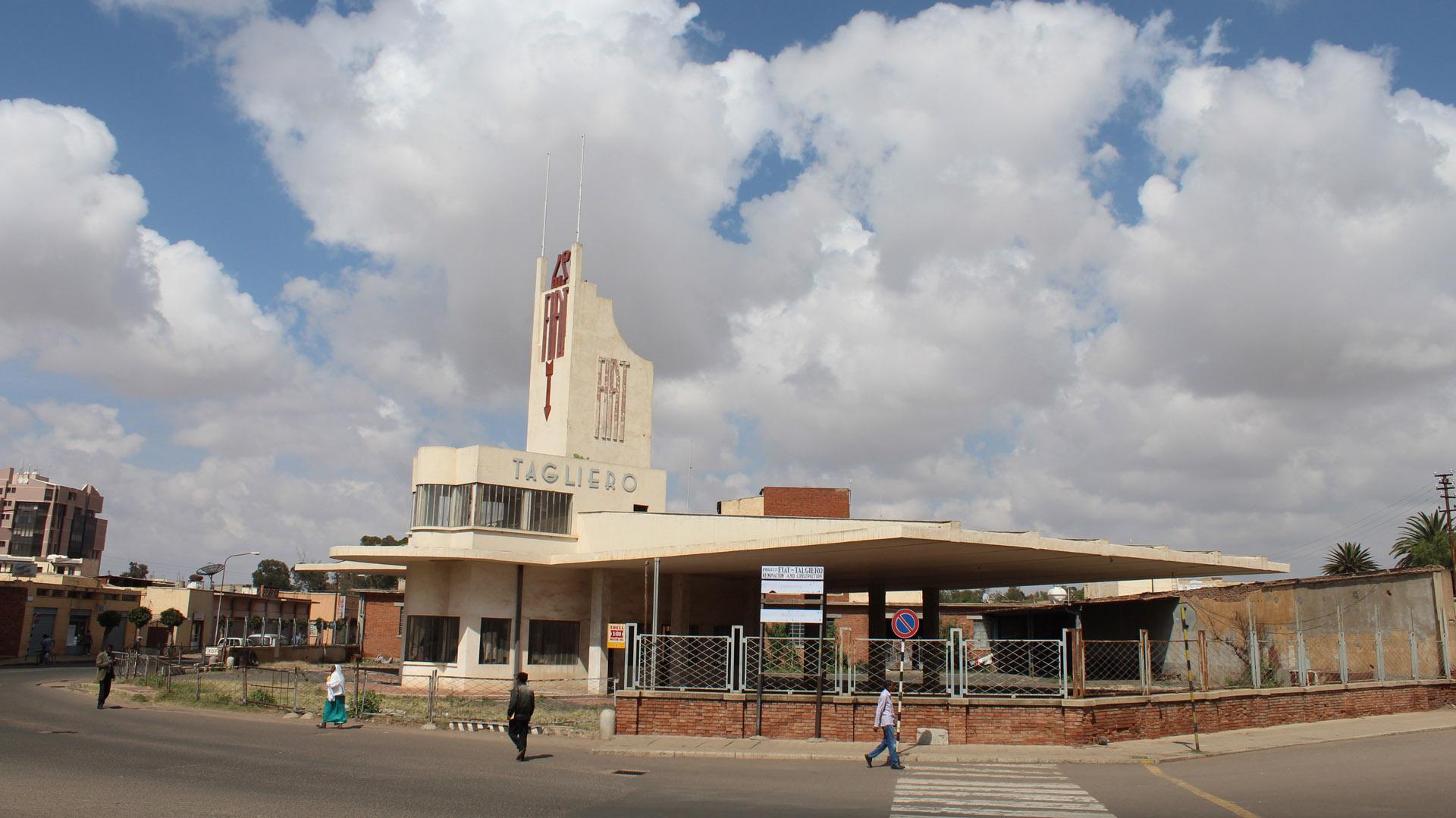 Asmara - Eritrea holidays - Steppes Travel