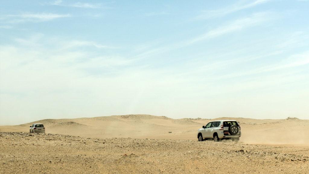 Safari dune, Ubar desert, Oman