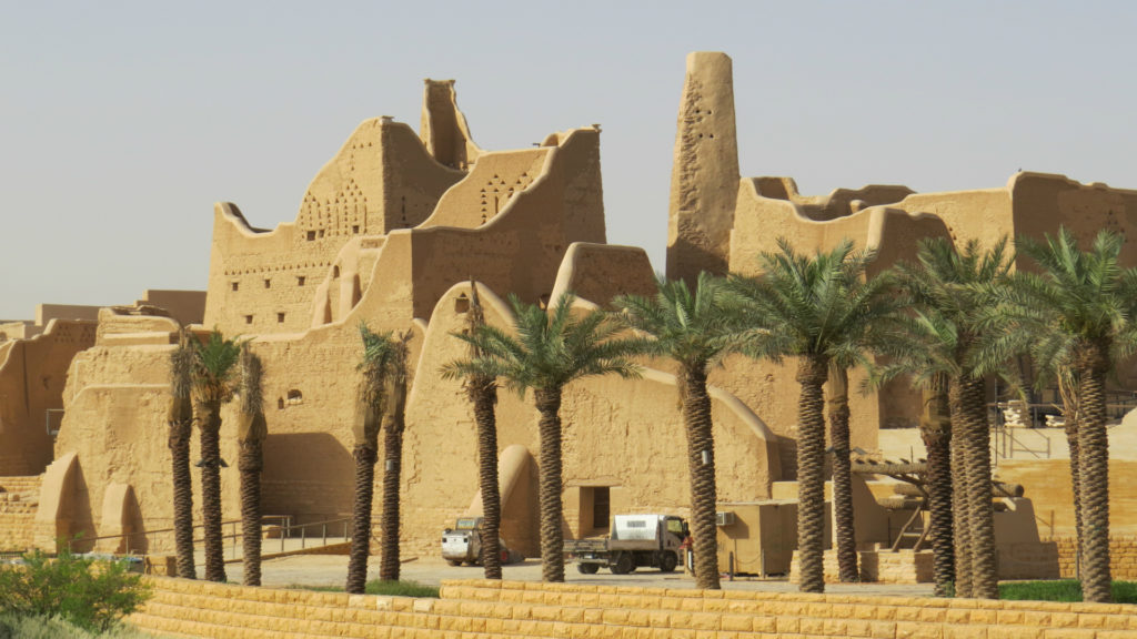 Diriyah UNESCO, Riyadh, Saudi Arabia