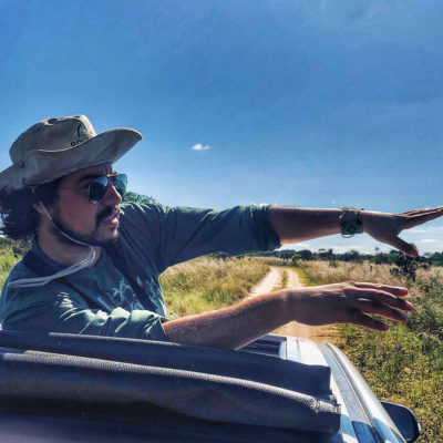 Luciano Lima, Tour expert, Brazil